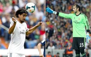 Khedira y Diego López, en el punto de mira del club