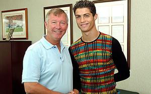 La ropa de Cristiano Ronaldo, motivo de burla en el vestuario del United