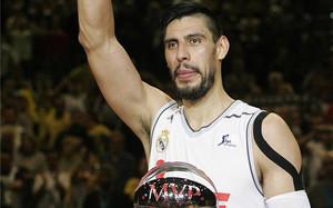 Ayón, MVP de la Copa del Rey