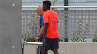 Umtiti se perderá los próximos cuatro partidos del FC Barcelona por lesión