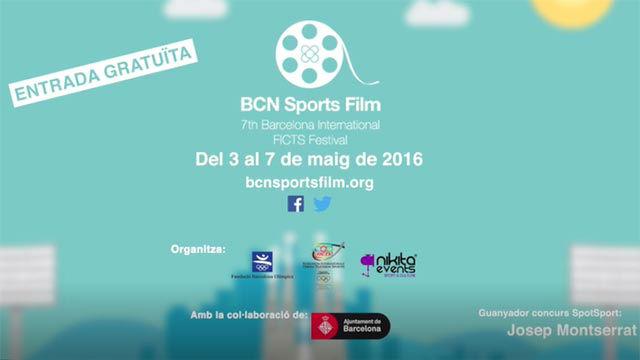 Participa y gana 1000 euros con el BCN Sports Film Festival
