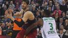 Tomic fue otra vez decisivo en el FC Barcelona Lassa