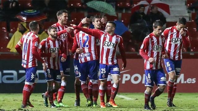 Video resumen del Girona - Sevilla Atlético (2-0) - Liga123 - Jornada 22