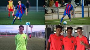 Los cambios en la cantera del FC Barcelona este mercado de invierno