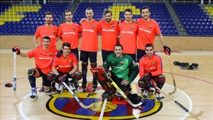El equipo se siente preparado para reeditar el título de la Copa del Rey