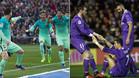 Barça y Madrid se jugarán la Liga en las diez últimas jornadas