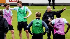 Peter Bosz sabe explotar el talento de sus futbolistas