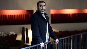 Eric Cantona, abatido por el atentado de Manchester