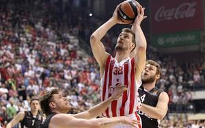 Kuzmic fue uno de los pilares del Estrella Roja la pasada temporada