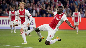 Davinson Sánchez ha dejado huella en el Ajax