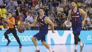 El Barça inicia su andadura en la Euroliga ante el Panathinaikos