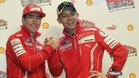 Rossi, conmocionado con la tragedia de Hayden