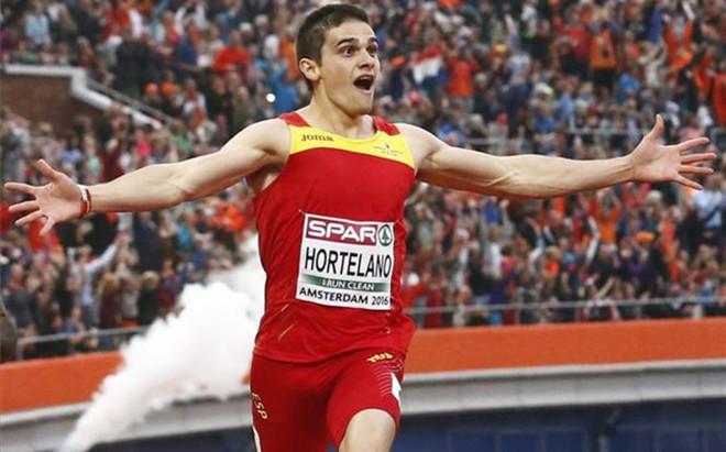 Hortelano, el atleta de moda en Espa�a
