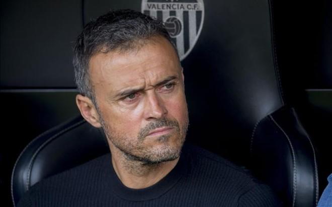 La Liga ignor� los m�ritos de Luis Enrique