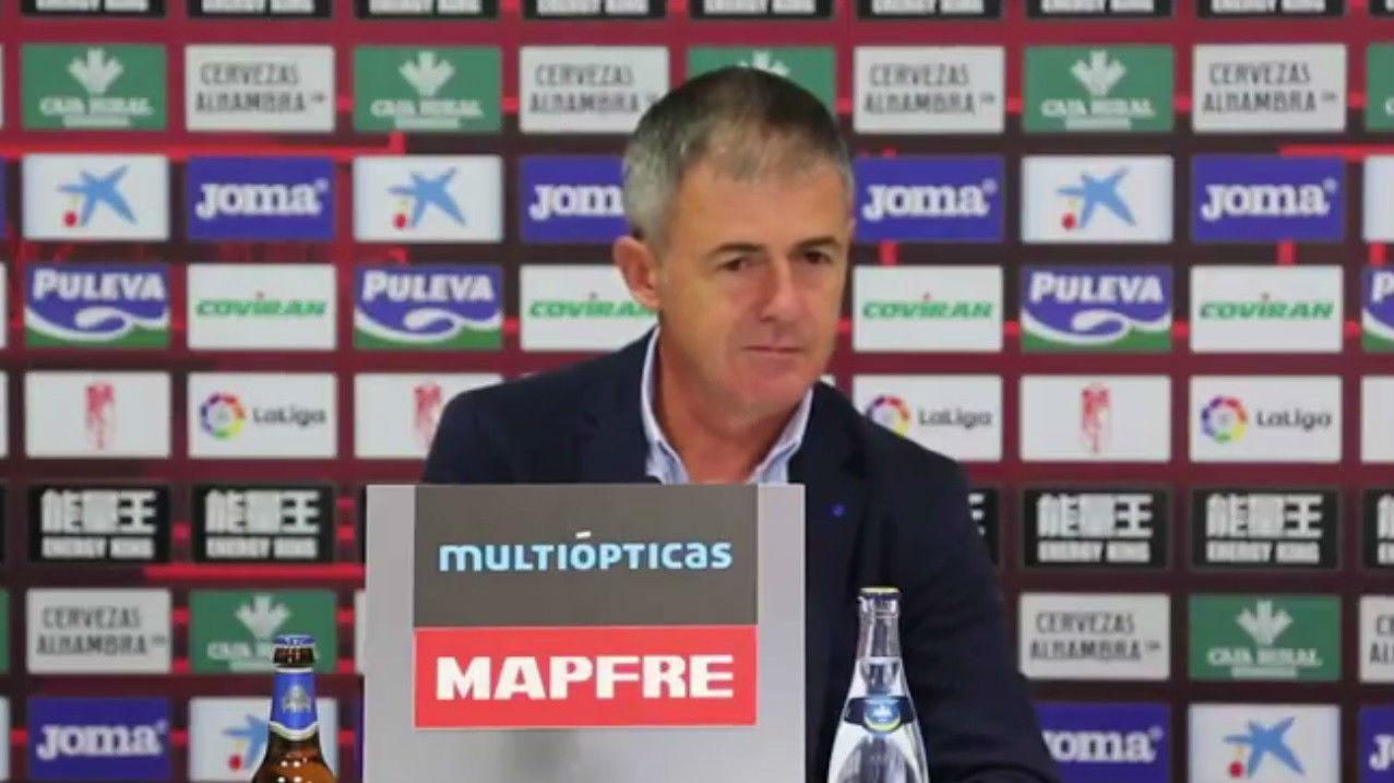 Lucas Alcaraz analiza la visita del Granada al Camp Nou