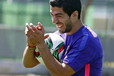 Luis Su�rez jugar� contra el Athletic