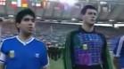 Maradona explota ante los tifosi italianos