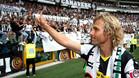 Un mito de la Juve vuelve al fútbol...¡ocho años después de retirarse!