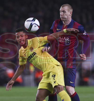 صور : مباراة برشلونة - فياريال 3-1 ( 11-02-2015 ) 1423690159056
