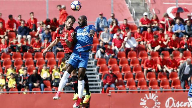 Video resumen Mallorca - Nàstic (0-0). Jornada 33, Liga 1 2 3 2016-17