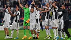 La Juventus, primer finalista de la Champions 2016 - 2017