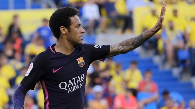 Barcelona goleó 4-1 a Las Palmas