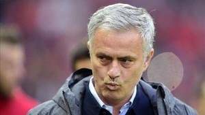 Mourinho ha recibido la réplica de su rival en la final de la Europa League