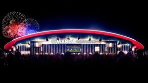 El Atlético quiere estrenar el Wanda Metropolitano albergando la final de la Champions League