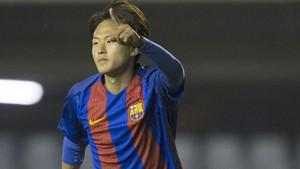 Triunfar en el Barça es el único objetivo de Lee