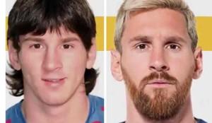 La evolución de Messi como futbolista