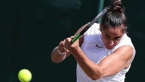 Sara Sorribes se ha metido en semifinales de Gstaad