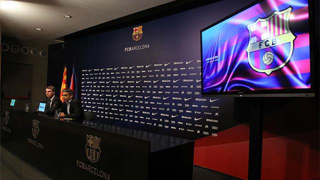 Soler explicó que el Barça no supo nada de la marcha de Neymar hasta finales de julio