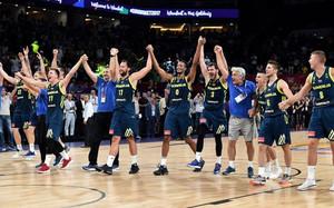 Eslovenia disputará la primera final de su historia en un Eurobasket