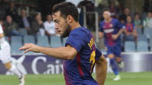 El gran inicio de José Arnáiz con el filial podría tener la recompensa del debut con el primer equipo en la Copa del Rey