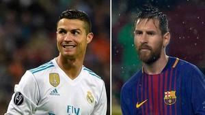 Cristiano Ronaldo y Leo Messi pugnan por ser los máximos goleadores en Europa