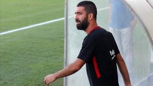 Arda Turan rechazó este verano un ofertón del fútbol chino