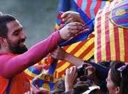 Arda Turan apuesta por seguir en el Barça