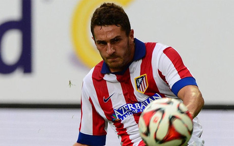 Bar�a want Koke as the new Xavi
