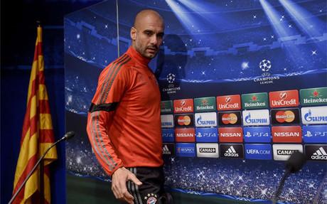Guardiola espera un buen recibimiento del Camp Nou