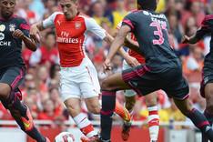 H�ctor Beller�n se consolida como lateral derecho del Arsenal de Wenger