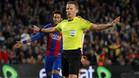 Hernández Hernández opina de su clamoroso error ante el Barça