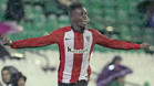 I�aki Williams, jugador del Athletic Club