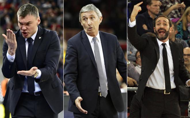 Jasikevicius, Pesic y Sito Alonso son tres vde los nombres que ha sondeado el Bar�a Lassa para sustituir a Xavi Pascual
