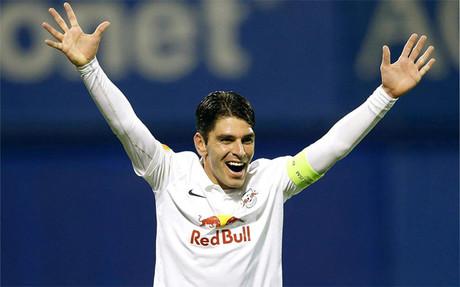 Jonathan Soriano est� triunfando en el Red Bull Salzburg