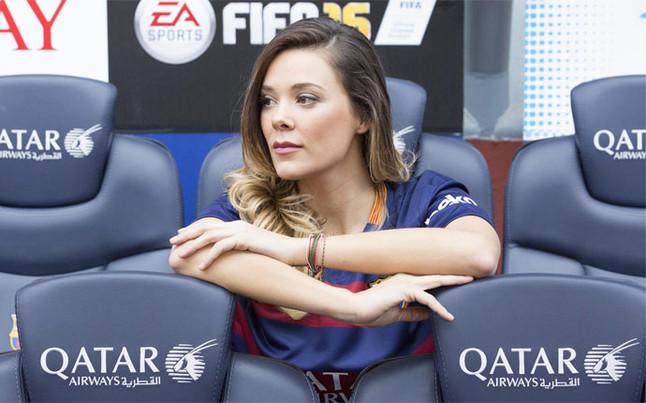 """Lorena G�mez: """"No habr� otro como Messi"""""""