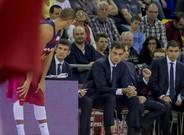 Los problemas de lesiones se le acumulan al t�cnico del Bar�a Georgios Bartzokas
