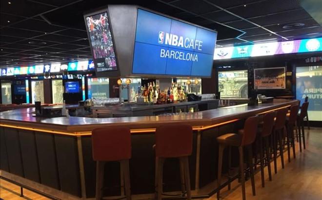 El NBA Caf� abrir� sus puertas en Barcelona el pr�ximo 26 de spetiembre