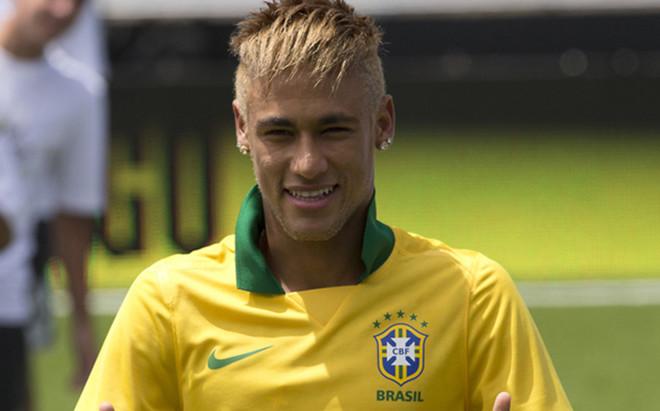 Neymar Jr. ser� el capit�n de Brasil en los Juegos Ol�mpicos