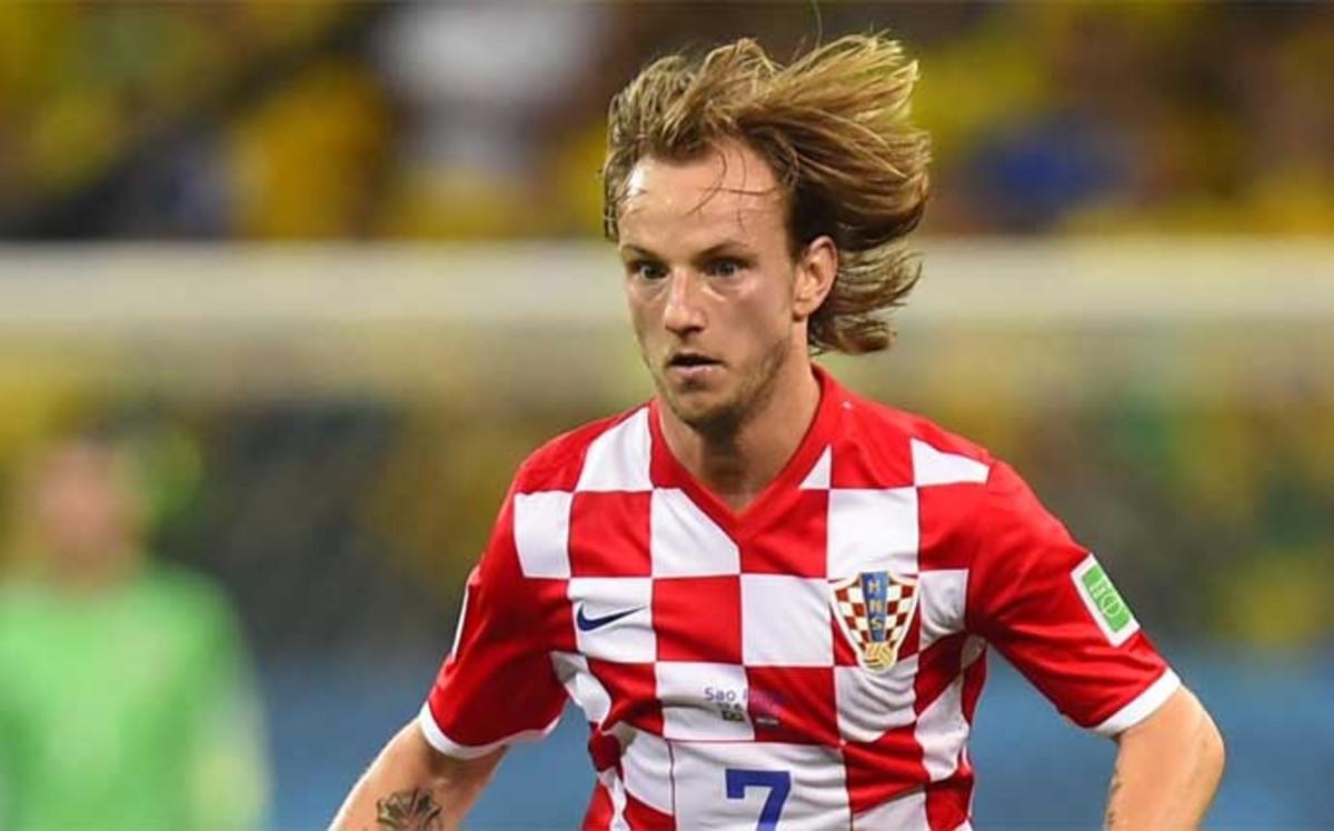 Rakitic abandonar� la selecci�n croata por lesi�n