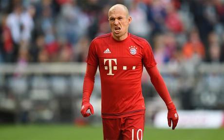 Robben no tiene asegurada su permanencia en el Bayern